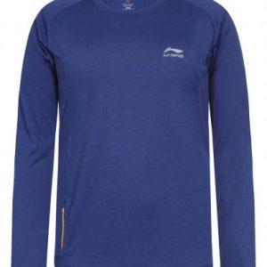 Li-Ning Jax hardloopsweater heren blauw