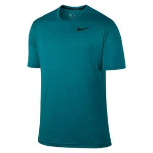 Nike Dri-Fit Training shirt heren donkergroen