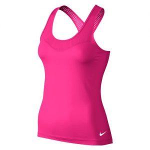Nike Pro Hypercool Tank top dames roze