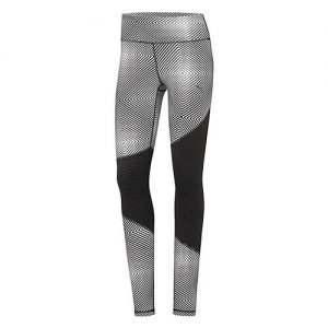 Puma Clash tight dames wit/zwart