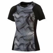 Puma Graphic shirt dames zwart/grijs