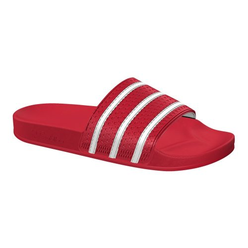 new product 6726f b145e Adidas Adilette slippers roodwit